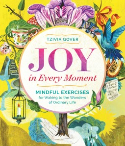 Joy in Every Moment: Mindful Exercises for Waking to the Wonders of Ordinary Life  by  Tzivia Gover