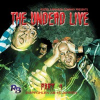 THE UNDEAD LIVE (-TRIOLOGIE) PART 1  THE RETURN TO THE LIVING DEAD  by  Simeon Hrissomallis, Wolfgang Strauss