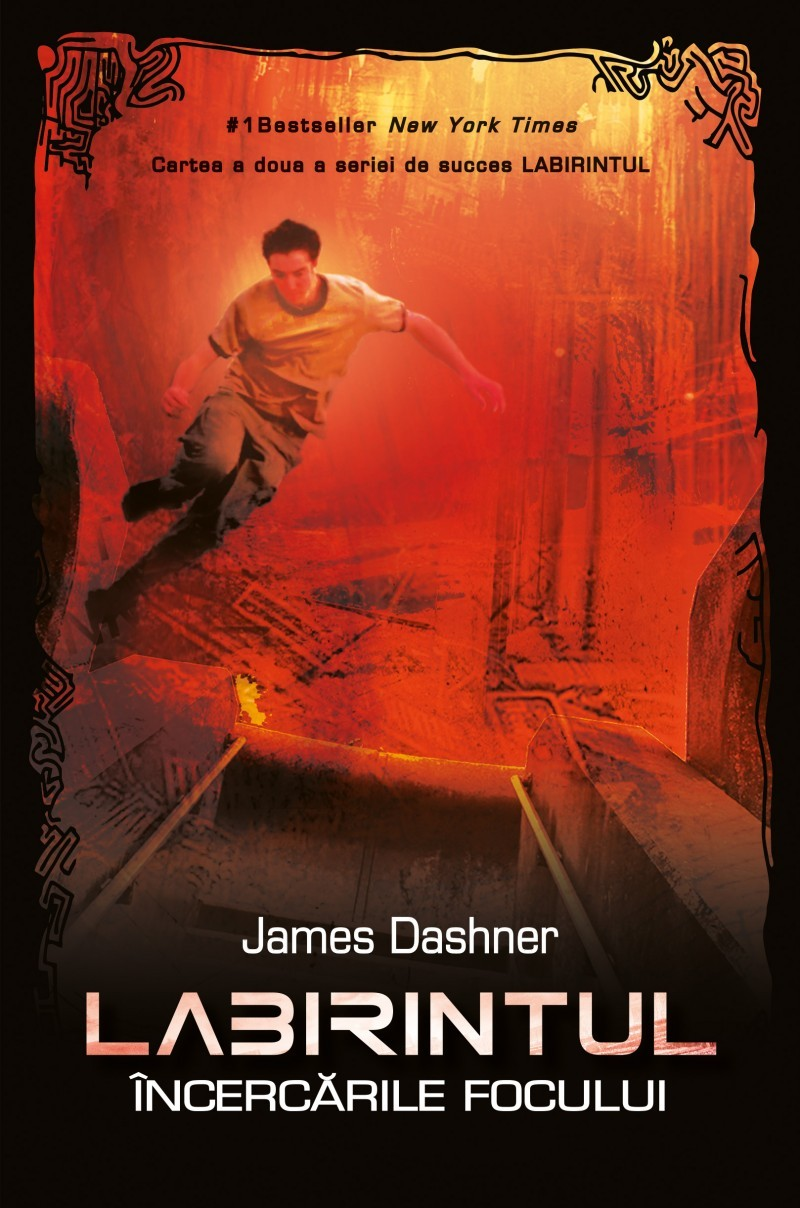 Incercarile focului (Maze Runner, #2)  by  James Dashner