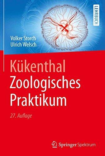 KГјkenthal - Zoologisches Praktikum  by  Volker Storch