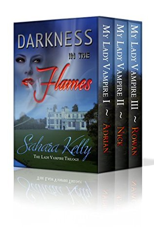 Darkness In The Flames Sahara Kelly