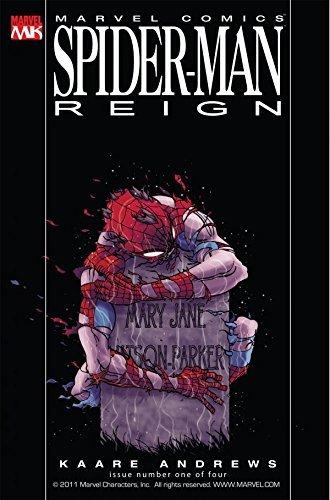 Spider-Man: Reign #1 (of 4) Kaare Andrews