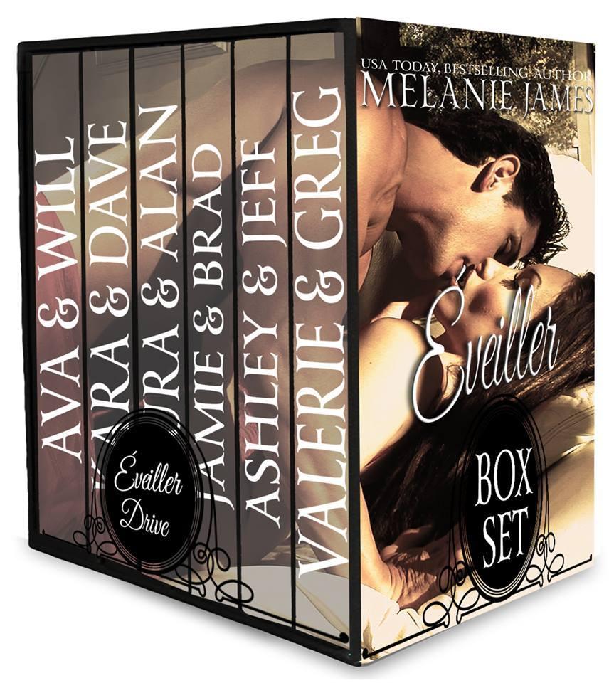 Éveiller Drive Complete Boxed Set Melanie  James