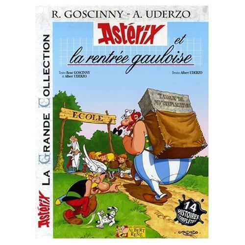 Asterix et la Rentree Gauloise René Goscinny