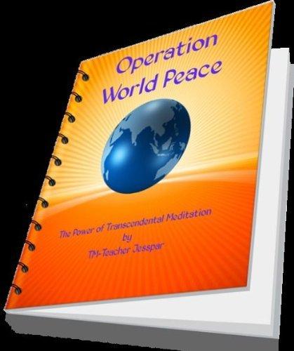 Operation World Peace  by  Jesspar Loeth