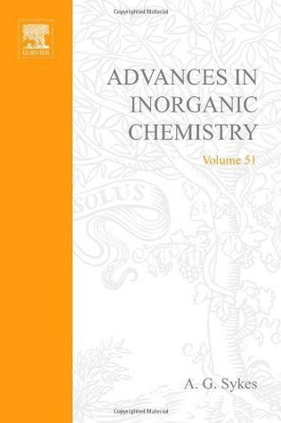 Advances In Inorganic Chemistry, Volume 33  by  A.G. Sykes