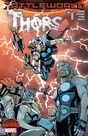 Thors (2015-) #1  by  Jason Aaron