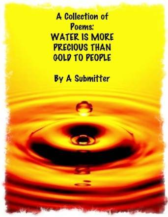 Water is More Precious Than Gold To People: A collection of poems searching for meaning to events of the scripture,  by  Hussain Kashif