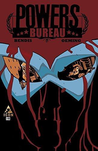Powers: Bureau #10 Brian Michael Bendis