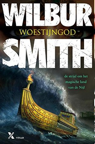Woestijngod  by  Wilbur Smith
