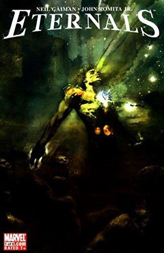 Eternals #1 (of 7) (Eternals Vol. 3) Neil Gaiman