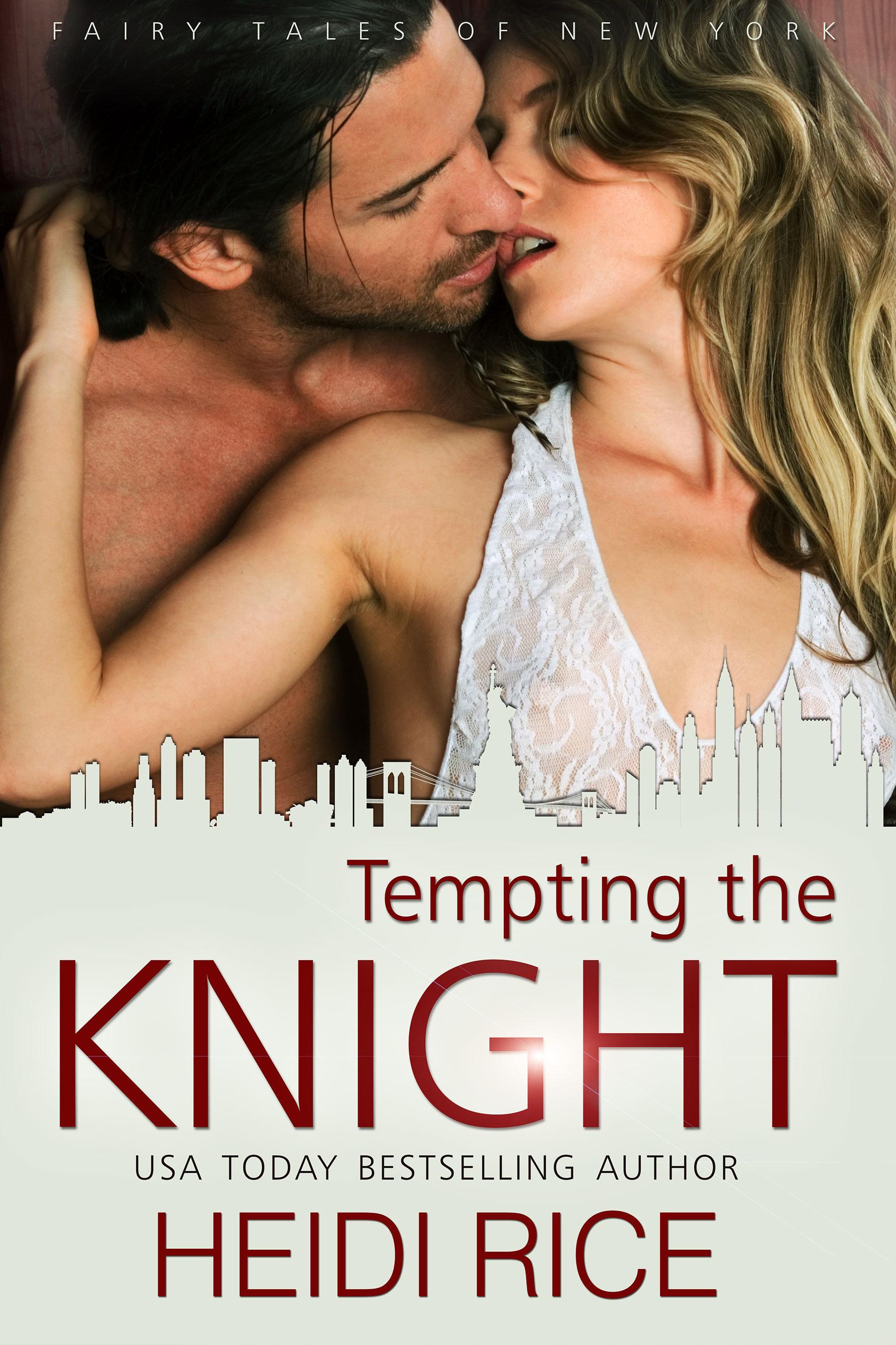 Tempting the Knight Heidi Rice