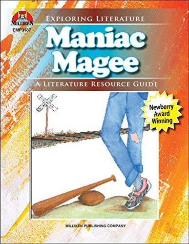 Maniac Magee Janice Rugg- Davis