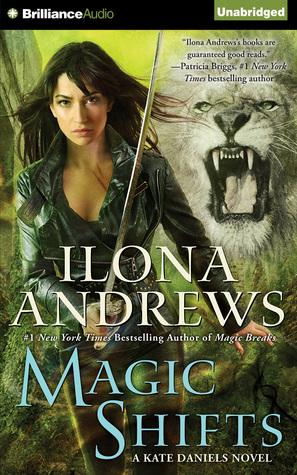 Magic Shifts Ilona Andrews