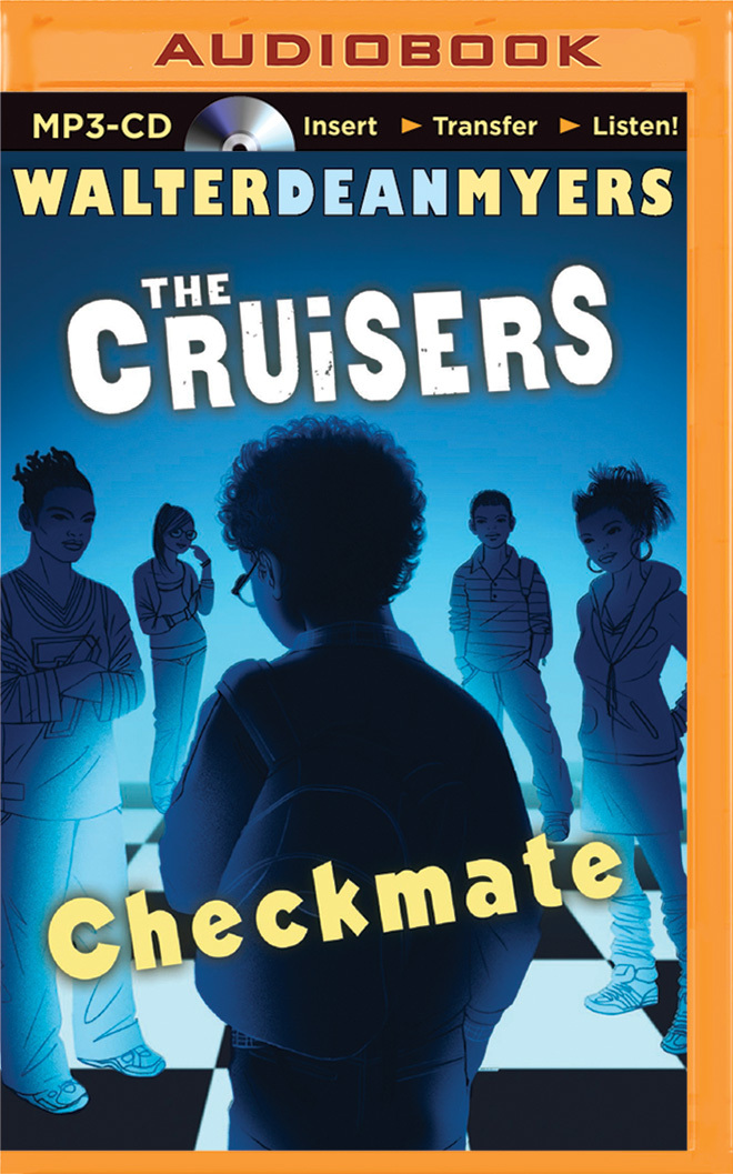 Checkmate  by  Walter Dean Myers
