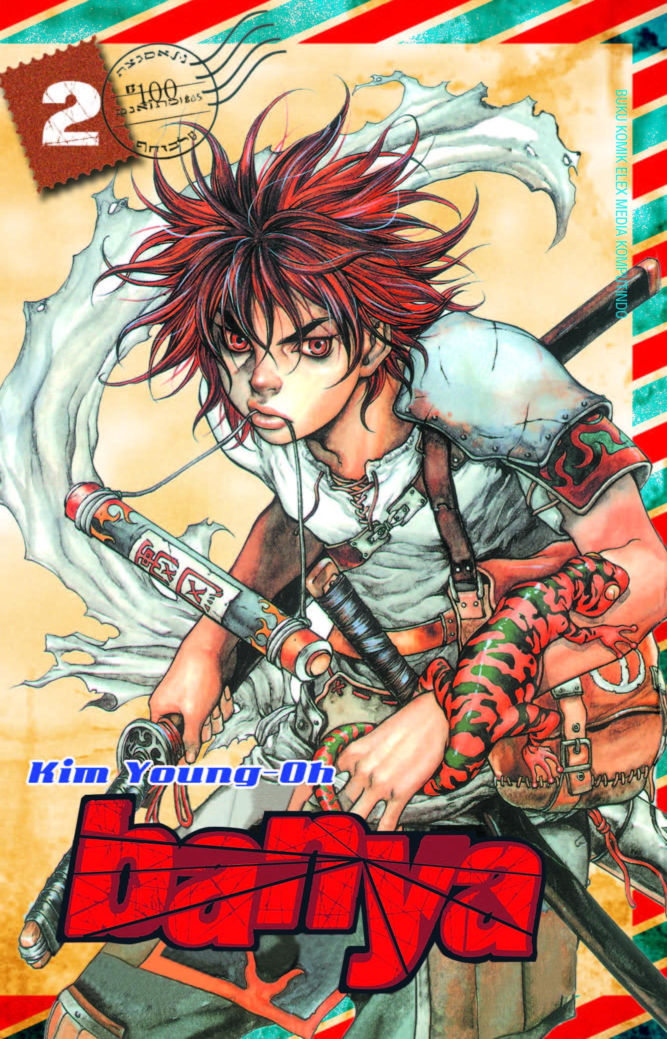 Banya vol. 02 (Banya, #2)  by  Kim Young-Oh