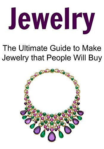 Jewelry: The Ultimate Guide to Make Jewelry that People Will Buy: (Jewelry, Jewelry Book, Jewelry Guide, Jewelry Making Techniques, Jewelry Making)  by  Heidi Star