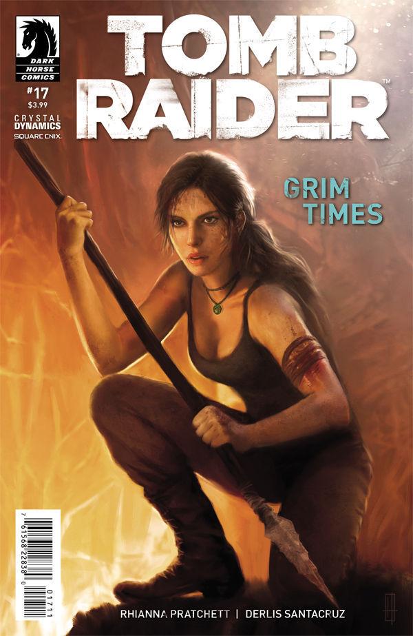 Tomb Raider #17: Grim Times Rhianna Pratchett