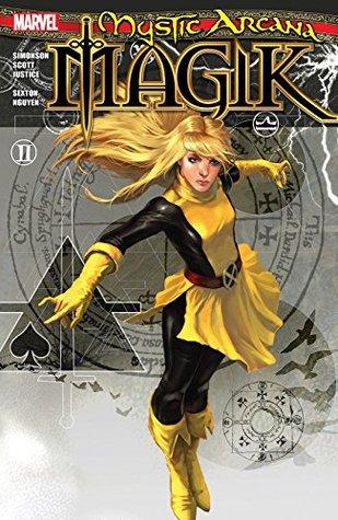 Mystic Arcana: Magik #1  by  David Sexton