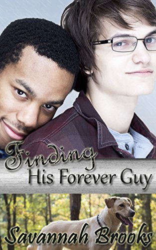 Finding His Forever Guy Savannah Brooks