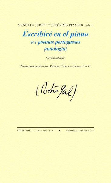 Escribiré en el piano  by  Manuela Júdice, Jerónimo Pizarro