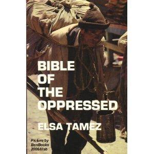 Bible of the Oppressed Elsa Tamez