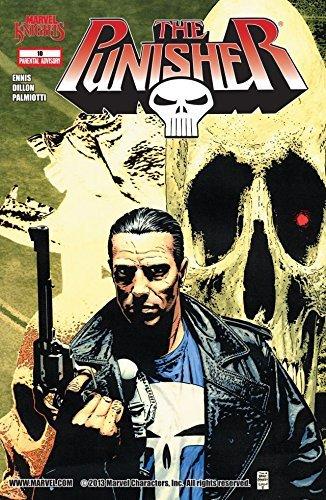 The Punisher (2000-2001) #10 Garth Ennis