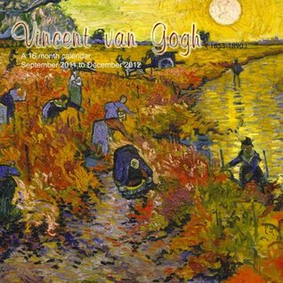 Vincent Van Gogh 2012 Wall Calendar #ART11 Magnum Publications