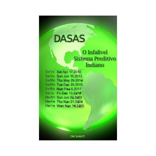 Dasas - O Infalivel Sistema Preditivo Indiano Om Shanti