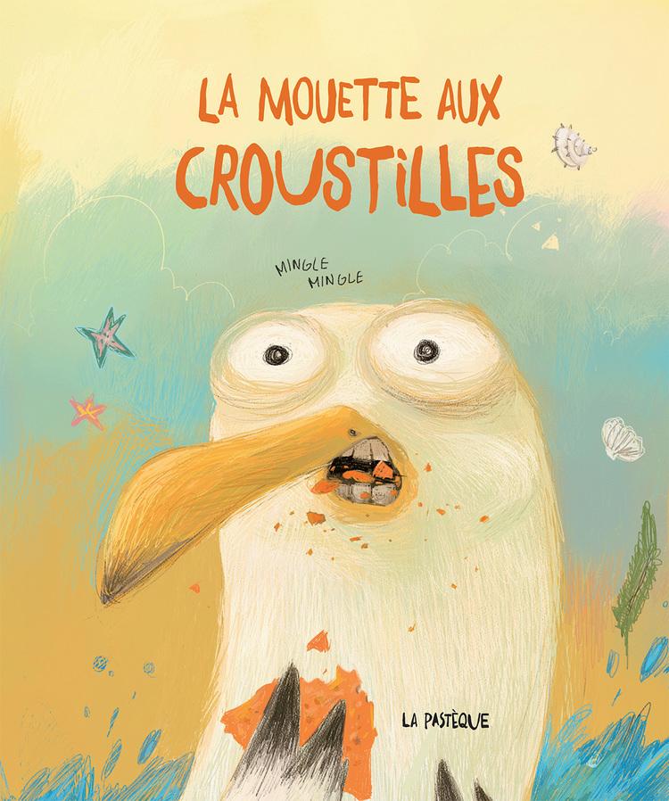 La mouette aux croustilles  by  Mingle Mingle