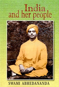 India and her people Swami Abhedananda