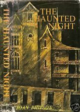 The Haunted Night Joan Phipson