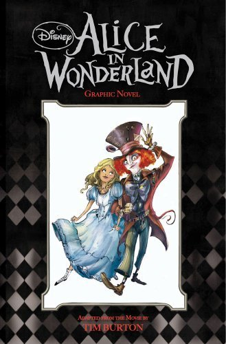 Disneys Alice in Wonderland Graphic Novel Alessandro Ferrari
