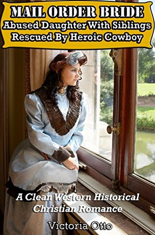 The Purple Ribbon and the Mail Order Brides: A Christian Western Romance Novella  by  Victoria Otto