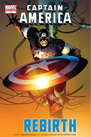 Captain America: Rebirth #1 Karl Kesel