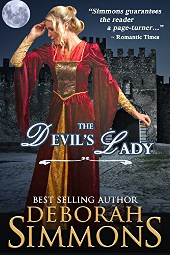 The Devils Lady Deborah Simmons