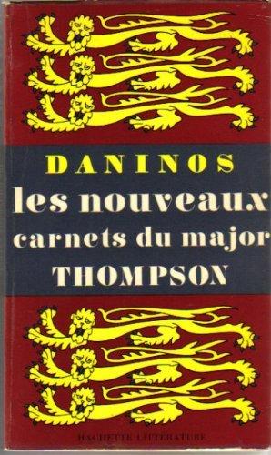 Les Nouveaux Carnets du Major Thompson Pierre Daninos