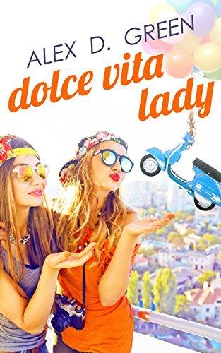Dolce Vita Lady  by  Alex D. Green