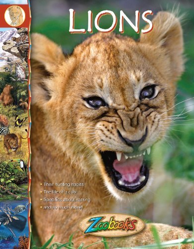 Zoobooks Lions Wildlife Education Ltd.