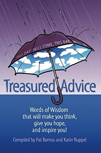 Treasured Advice  by  Karin Ruppel