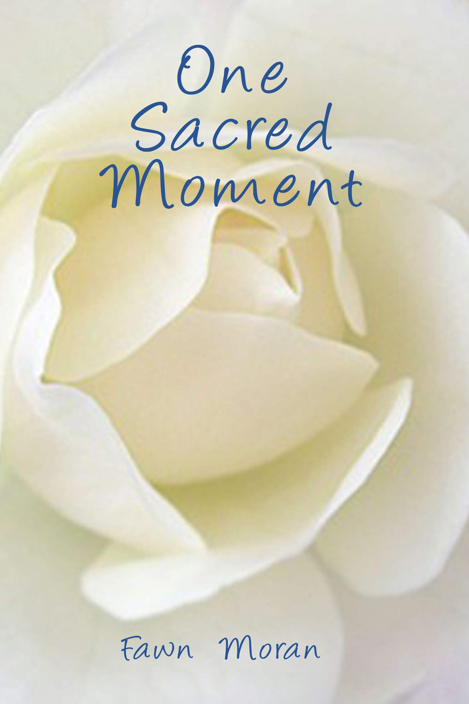 One Sacred Moment (The Mystical Traveler #5)  by  Fawn Moran