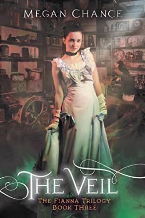 The Veil (Fianna Trilogy Book 3) Megan Chance