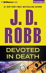 Devoted in Death  by  J.D. Robb