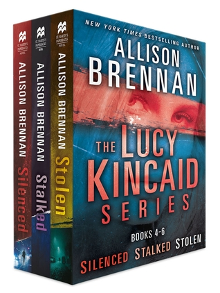 The Lucy Kincaid Series, Books 4-6 Allison Brennan