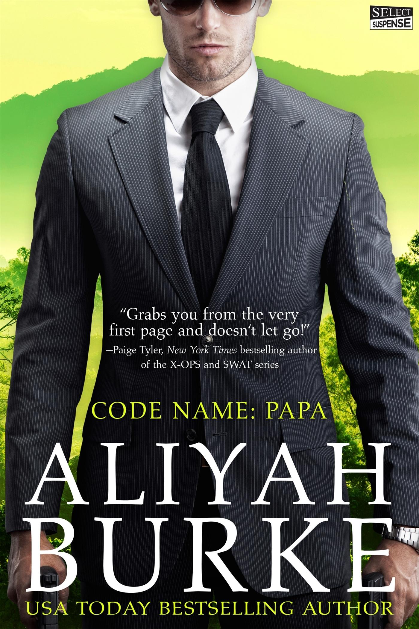 Code Name: Papa Aliyah Burke