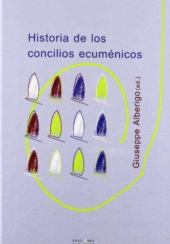 Historia de los Concilios Ecumenicos Giuseppe Alberigo
