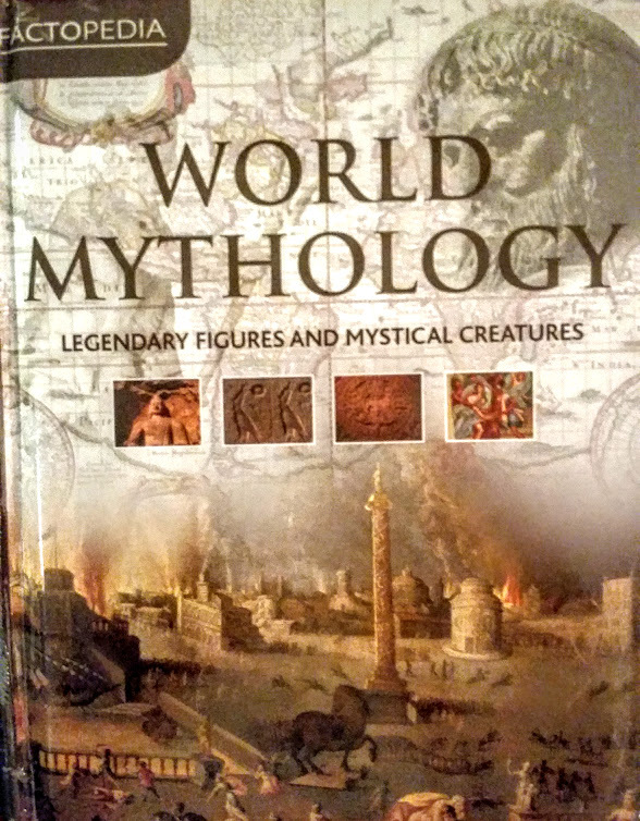 World Mythology Parragon Books
