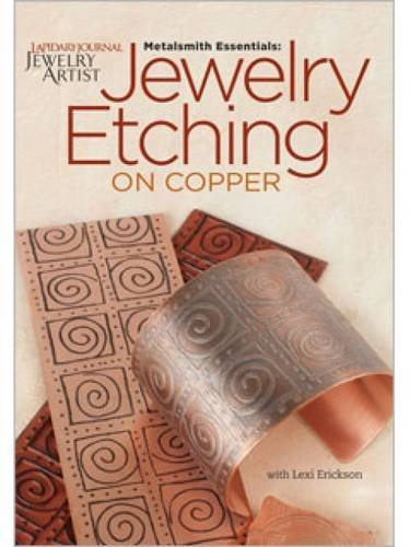 Jewelry Etching on Copper  by  Lexi Erickson