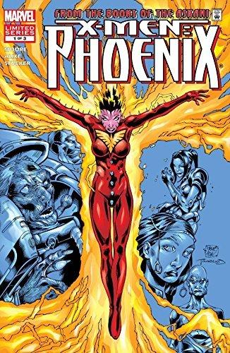 X-Men: Phoenix (1999) #1 (of 3) John Moore