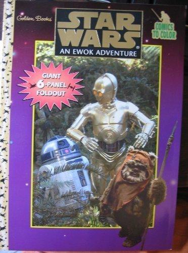 Star Wars: An Ewok Adventure  by  Golden Books